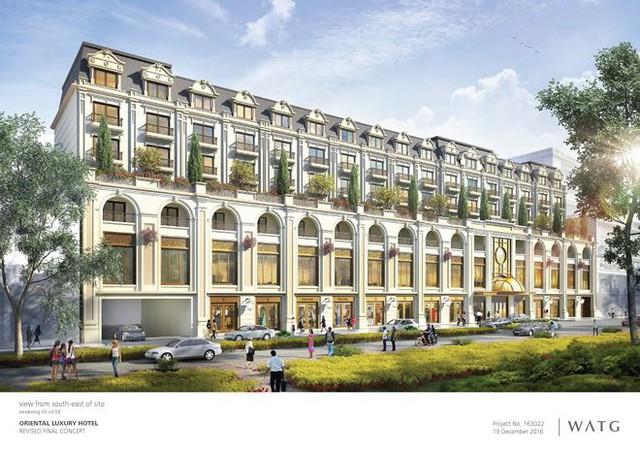 Chi 1.800 tỷ đồng mua Hapro, nữ đại gia BĐS muốn nhắm tới gần 100 mảnh đất vàng Hà Nội - Ảnh 3.
