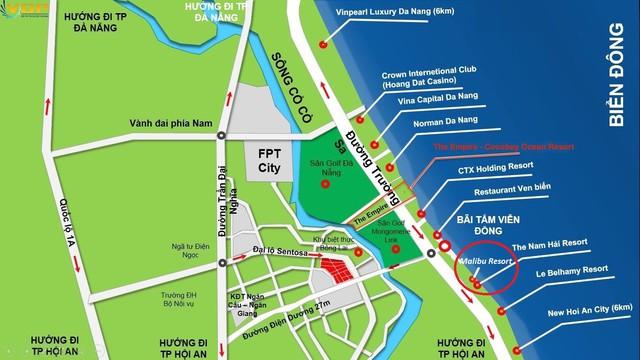 Một nhà đầu tư Việt rót 337 tỷ thâu tóm dự án khu nghỉ dưỡng cạnh The Nam Hai (Quảng Nam) - Ảnh 1.