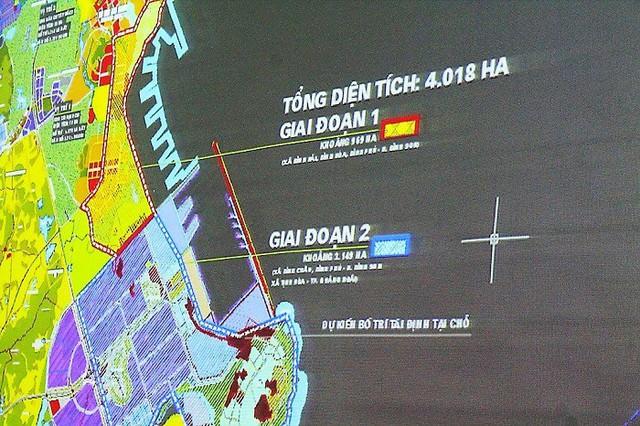 Dự kiến ngày 19/5/2018 bắt đầu làm siêu dự án nghỉ dưỡng rộng gần 4.000ha của FLC ở Quảng Ngãi - Ảnh 1.