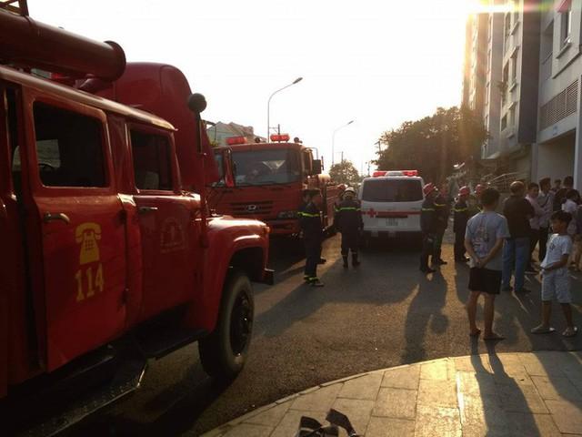 Thủ tướng chỉ đạo điều tra làm rõ vụ cháy chung cư khiến 13 người tử vong - Ảnh 3.