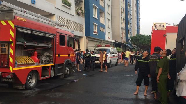 Ký ức kinh hoàng của người chồng mất cả gia đình trong vụ cháy ở Carina: Ôm đứa bé chạy trong khói lửa mà ngỡ là con mình - Ảnh 3.