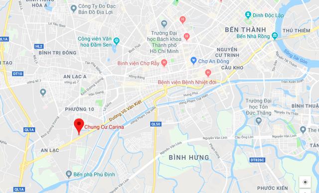 Cháy chung cư đẳng cấp ở Sài Gòn giữa đêm, ít nhất 13 người thiệt mạng - Ảnh 6.