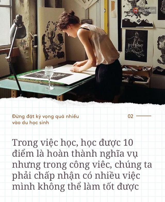 Giám đốc Facebook Việt Nam Lê Diệp Kiều Trang: Đừng đặt kỳ vọng quá nhiều vào du học sinh - Ảnh 2.