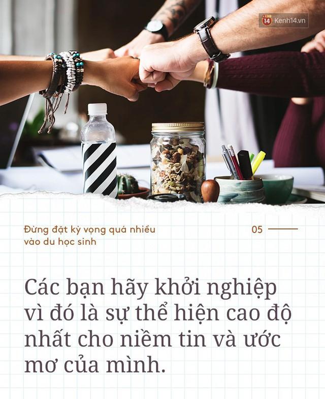 Giám đốc Facebook Việt Nam Lê Diệp Kiều Trang: Đừng đặt kỳ vọng quá nhiều vào du học sinh - Ảnh 5.
