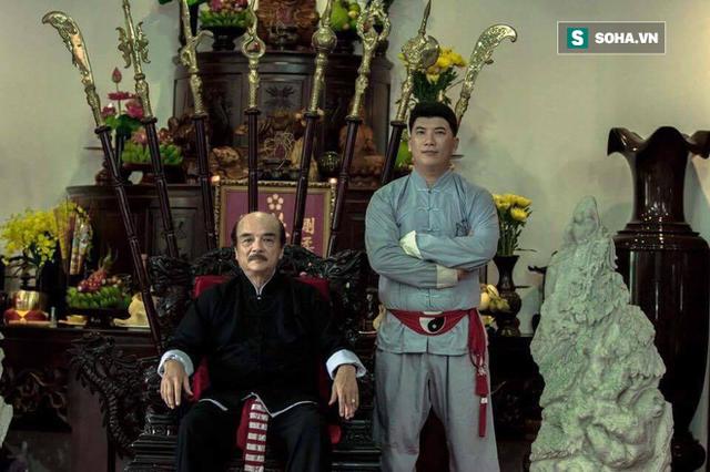 Cao thủ Kickboxing Việt trải lòng sau cú đấm khiến kẻ thách đấu ngất lịm - Ảnh 4.