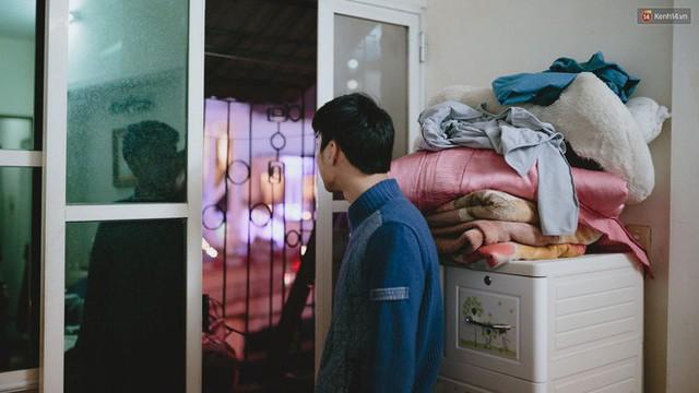 Cuộc sống bên trong căn nhà duy nhất còn sáng đèn ở 93 Láng Hạ - khu tập thể đất vàng một thời giữa lòng Hà Nội - Ảnh 12.