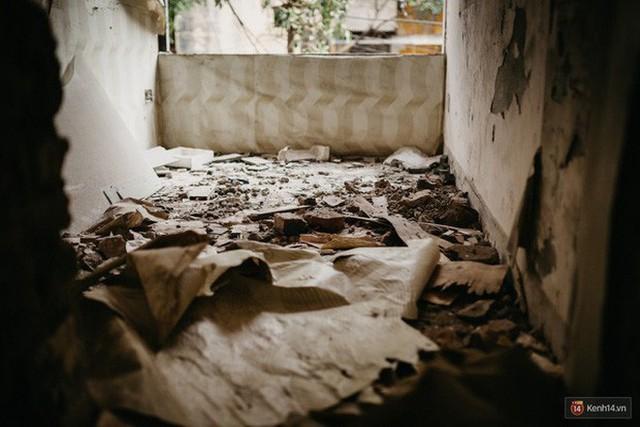 Cuộc sống bên trong căn nhà duy nhất còn sáng đèn ở 93 Láng Hạ - khu tập thể đất vàng một thời giữa lòng Hà Nội - Ảnh 3.
