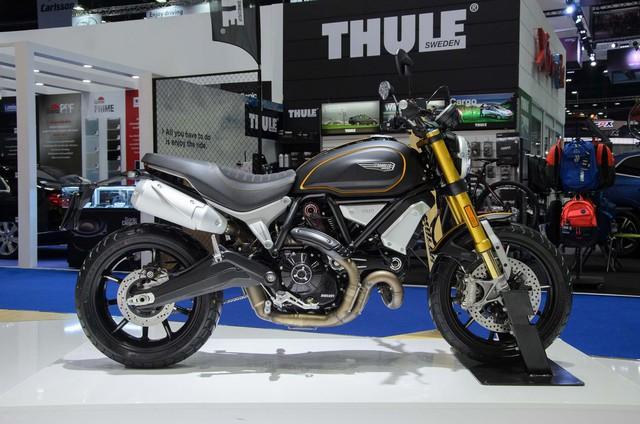 Ducati Scrambler 1100 ra mắt tại Thái Lan: Niềm mơ ước của dân chơi xe  - Ảnh 1.