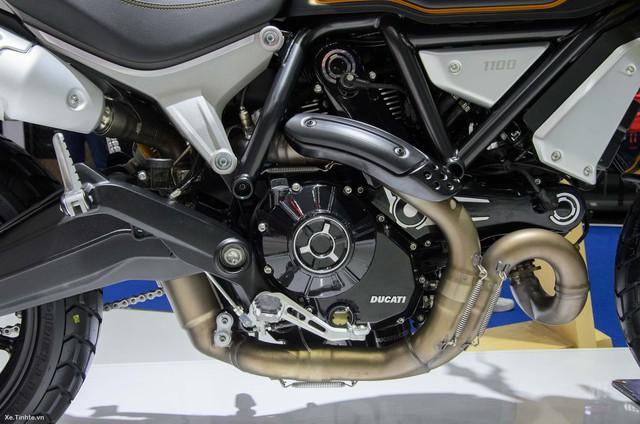 Ducati Scrambler 1100 ra mắt tại Thái Lan: Niềm mơ ước của dân chơi xe  - Ảnh 4.