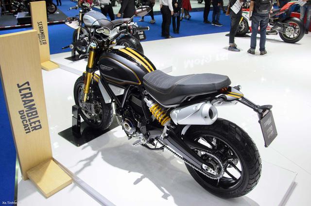 Ducati Scrambler 1100 ra mắt tại Thái Lan: Niềm mơ ước của dân chơi xe  - Ảnh 6.