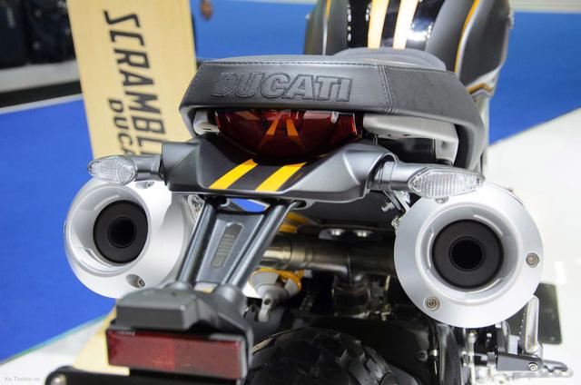 Ducati Scrambler 1100 ra mắt tại Thái Lan: Niềm mơ ước của dân chơi xe  - Ảnh 11.