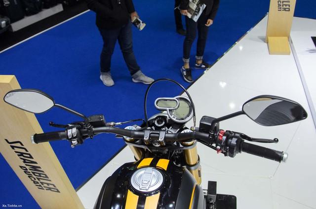 Ducati Scrambler 1100 ra mắt tại Thái Lan: Niềm mơ ước của dân chơi xe  - Ảnh 8.