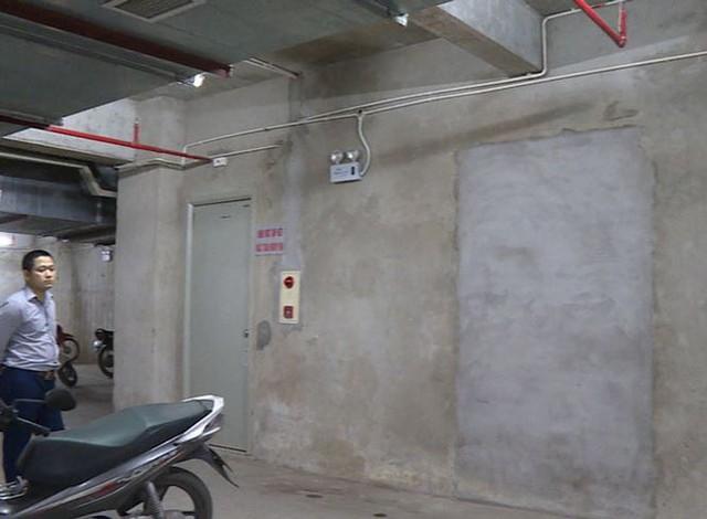 Dân chung cư Tân Tây Đô bất an vì hệ thống chữa cháy có như không - Ảnh 2.