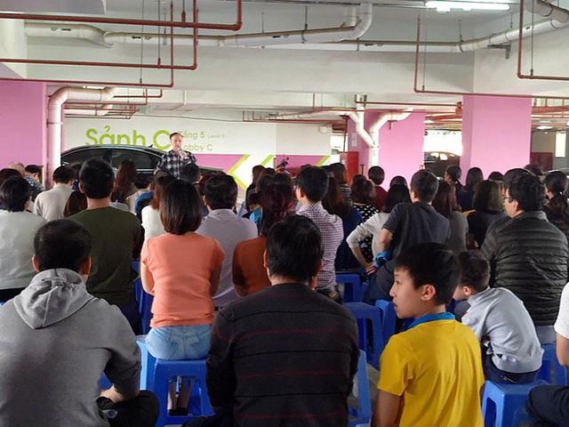 Hà Nội: Cư dân chung cư đẳng cấp bức xúc cho rằng CDT cố tình đình trệ hội nghị bầu BQT - Ảnh 2.