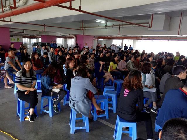Hà Nội: Cư dân chung cư đẳng cấp bức xúc cho rằng CDT cố tình đình trệ hội nghị bầu BQT - Ảnh 4.