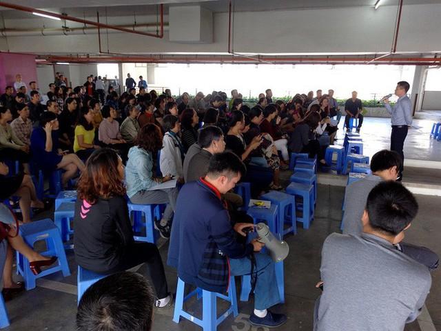 Hà Nội: Cư dân chung cư đẳng cấp bức xúc cho rằng CDT cố tình đình trệ hội nghị bầu BQT - Ảnh 6.