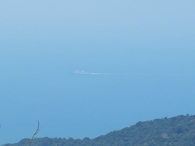 [CẬP NHẬT]: Sau tàu sân bay, tàu tuần dương Mỹ cũng đang tiến vào vịnh Đà Nẵng - Ảnh 5.