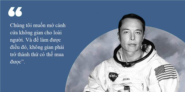 Những chiếc xe bay, định cư trên Sao Hỏa hay đi lại bằng tên lửa: cùng lắng nghe những dự đoán có thể xảy ra trong tương lai vô cùng thú vị của tỷ phú Elon Musk - Ảnh 7.