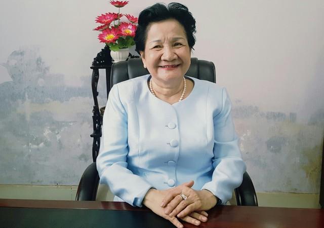 Nữ hoàng hột vịt Ba Huân: Nông sản Việt đi nước ngoài hết rồi, cớ gì trái trứng không thể đi - Ảnh 1.