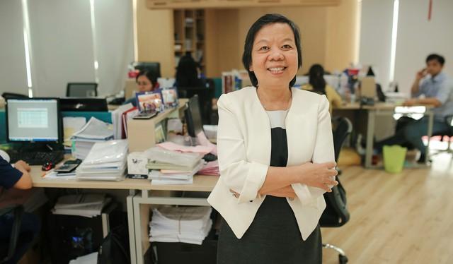 Những nữ tướng quyền lực trên sàn chứng khoán Việt - Ảnh 6.