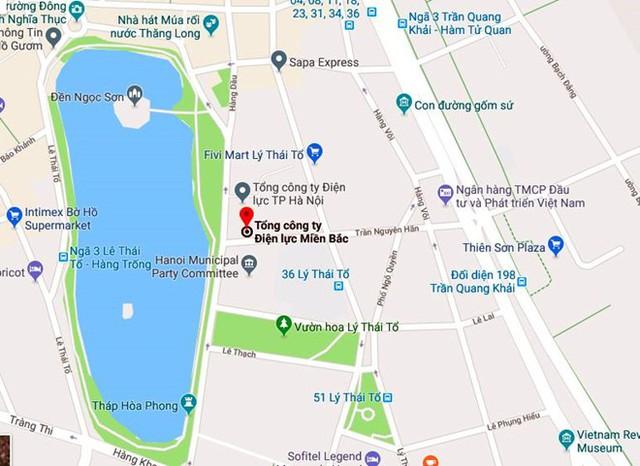 Ga tàu điện ngầm Thứ nhất ở Hồ Gươm trông thế nào? - Ảnh 2.