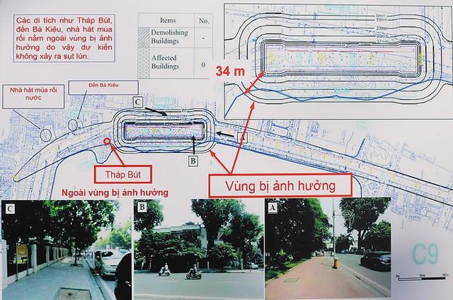 Ga tàu điện ngầm Thứ nhất ở Hồ Gươm trông thế nào? - Ảnh 9.