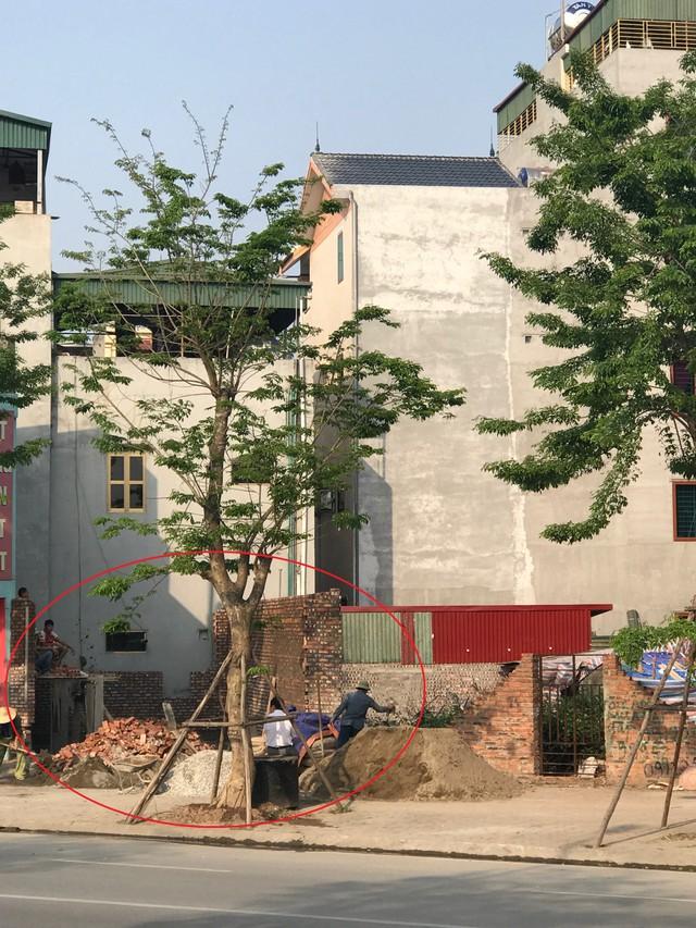 """Nhan nhản nhà """"siêu mỏng, siêu méo"""" trên một số con phố Võ Chí Công - Ảnh 3."""