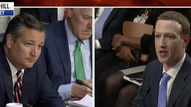 Thượng nghị sĩ Mỹ hỏi Mark Zuckerberg ở sao lại xóa fanpage gà rán ưa thích của ông - Ảnh 3.