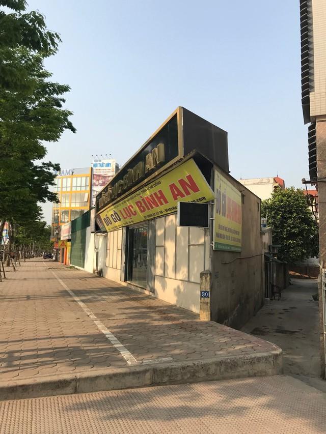 """Nhan nhản nhà """"siêu mỏng, siêu méo"""" trên một số con phố Võ Chí Công - Ảnh 4."""
