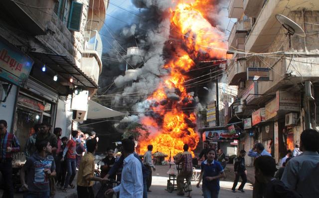 Đây là nguyên nhân khiến nội chiến Syria dai dẳng và hỗn độn