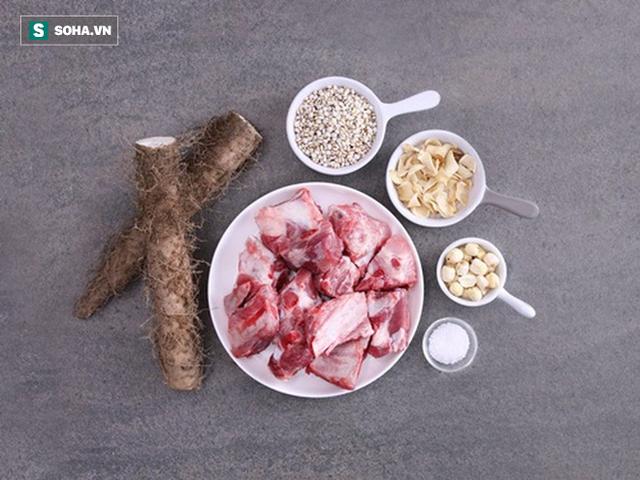 Lá lách, dạ dày khỏe thì ít bị bệnh: Danh y tiết lộ món ăn bổ tì vị nổi tiếng Đông y - Ảnh 1.