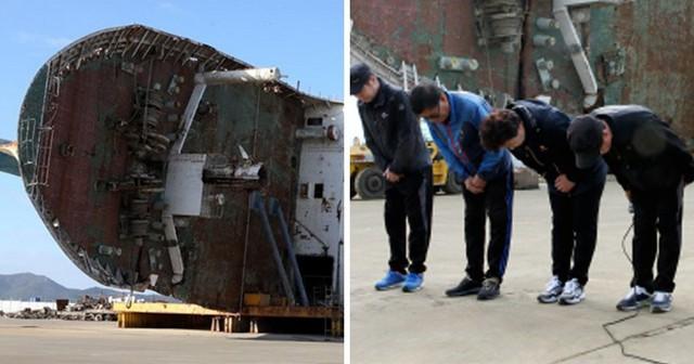 4 năm trôi qua, những câu chuyện buồn từ thảm kịch chìm phà Sewol khiến người dân Hàn Quốc nghẹn ngào nước mắt - Ảnh 1.