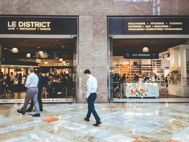 Bên trong trọng điểm mua sắm xa xỉ nhất New York - Ảnh 13.