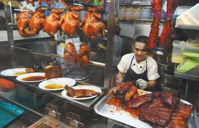 Đến bây giờ Michelin mới chỉ trao sao cho 3 quán ăn vỉa hè, và tất cả chúng đều rất nhiều gần Việt Nam - Ảnh 4.