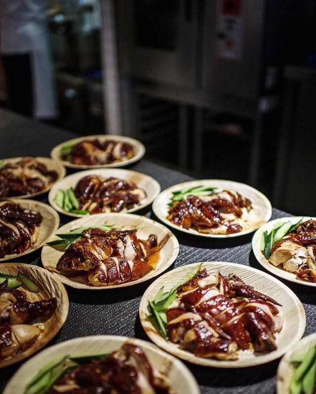 Đến bây giờ Michelin mới chỉ trao sao cho 3 quán ăn vỉa hè, , tất cả chúng đều rất gần Việt Nam - Ảnh 5.