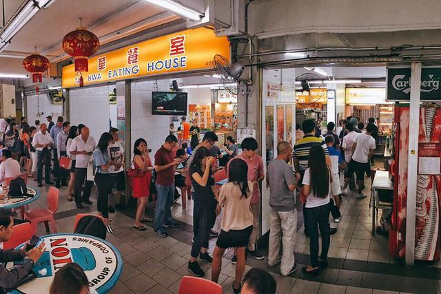 Đến bây giờ Michelin mới chỉ trao sao cho 3 quán ăn vỉa hè, , và tất cả chúng đều rất nhiều gần Việt Nam - Ảnh 10.