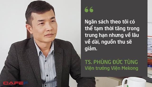 Viện trưởng Viện Mekong: Thuế tài sản sẽ đánh vào tầng lớp trung lưu nhiều hơn là tầng lớp giàu - Ảnh 3.
