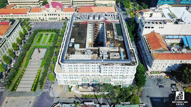 Trung tâm hành chính TP.HCM trong tương lai đẹp như khách sạn 5 sao - Ảnh 8.