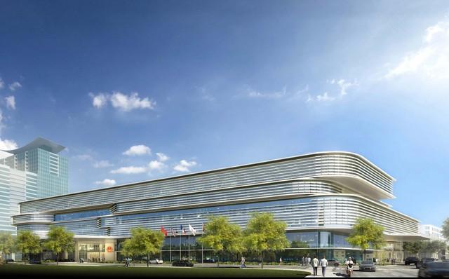 Trung tâm hành chính TP.HCM trong tương lai đẹp như khách sạn 5 sao - Ảnh 5.