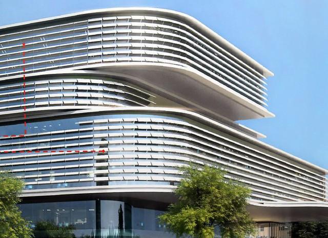 Trung tâm hành chính TP.HCM trong tương lai đẹp như khách sạn 5 sao - Ảnh 4.