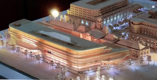 Trung tâm hành chính TP.HCM trong tương lai đẹp như khách sạn 5 sao - Ảnh 7.