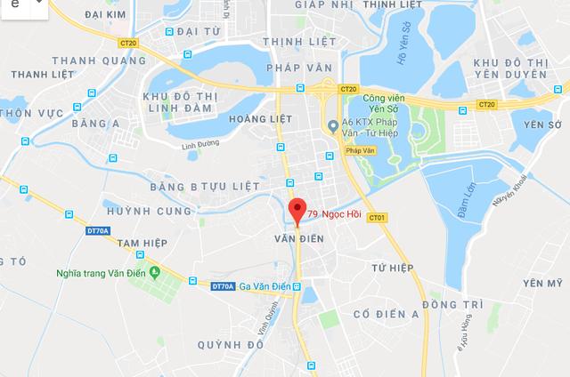 Khu Nam Hà Nội có thêm dự án Tổ hợp chung cư, nhà liền kề - Ảnh 1.