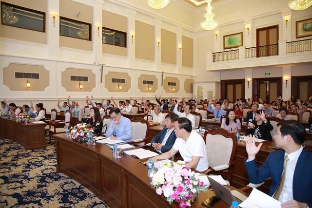 ĐHĐCĐ PAN Group: Không chia cổ tức 2017, ông Nguyễn Duy Hưng tiết lộ dự chi 1.000 tỷ đồng tiếp đà M&A - Ảnh 1.