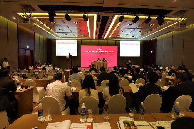 ĐHCĐ Nam Long: Thông qua kế hoạch phát hành 40 triệu cổ phiếu, tái khởi động dự án 355ha ở Long An - Ảnh 1.