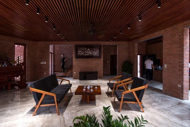 Nhà Hang gạch độc, lạ ở Hà Nội đẹp hút hồn trên báo Mỹ - Ảnh 9.
