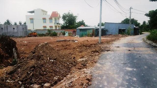 Sốt đất nền lan khắp Sài Gòn, đua nhau tách thửa bán nền - Ảnh 8.