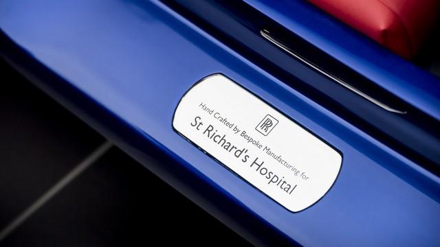 Đằng sau siêu xe tí hon Rolls-Royce là câu chuyện bất ngờ và đầy ý nghĩa  - Ảnh 9.