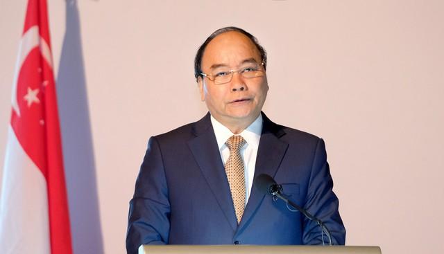 Thủ tướng: Nhiều cơ hội hợp tác mở ra cho các DN Việt Nam-Singapore - Ảnh 1.