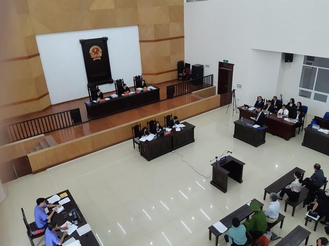 Bị cáo Nguyễn Xuân Sơn nói về tội Tham ô tài sản PVN: Án lương tâm còn nặng nề hơn tử hình - Ảnh 2.