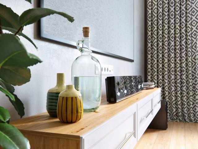 Tạo điểm nhấn siêu xinh với nội thất xanh lá cây - Ảnh 3.